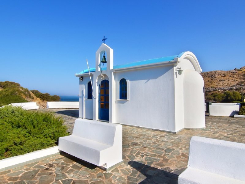 CHURCH BY THE SHORE 1