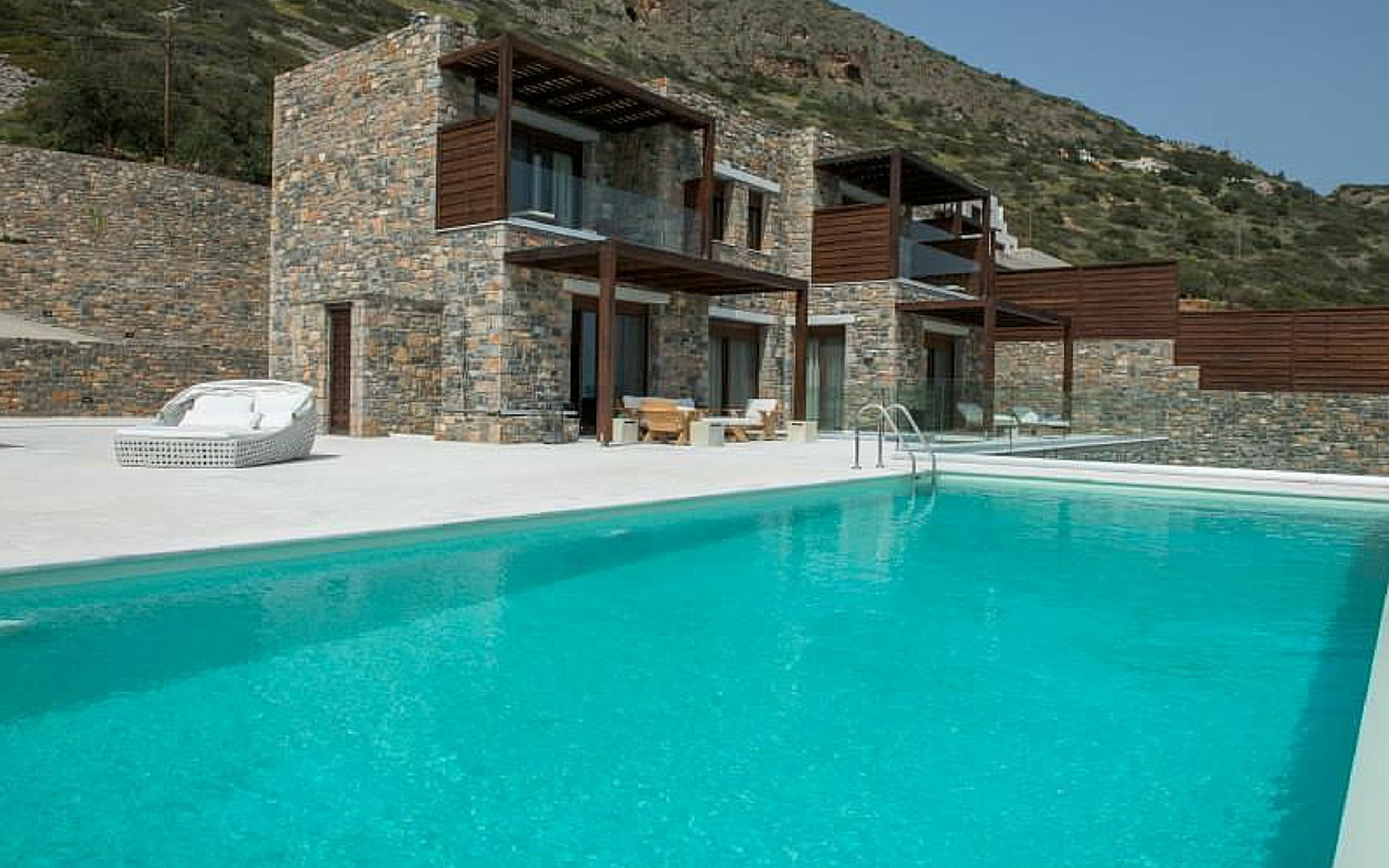 ELOUNDA VILLAS COMPLEX ON THE BEACH K&M VILLAS CRETE