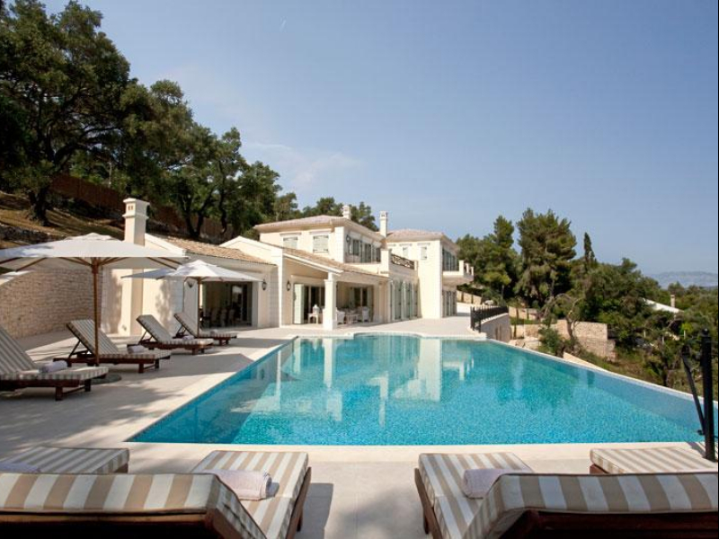 K&M VILLAS LUXURY VILLA NORTH-EAST CORFU (2)