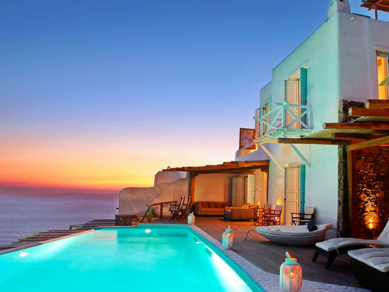 VILLA ONE & ONLY MYKONOS