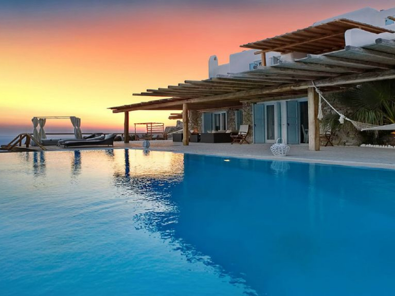 VILLA ONE & ONLY MYKONOS 3
